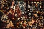 Joachim Beuckelaer / The Well-Stocked Kitchen